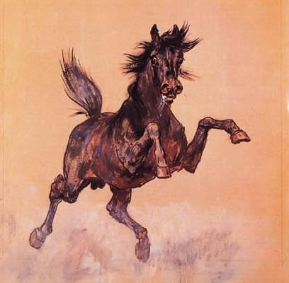 cavallo sfrenato palizzi